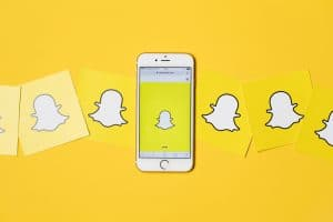 psychology of color in advertising yellow snapchat