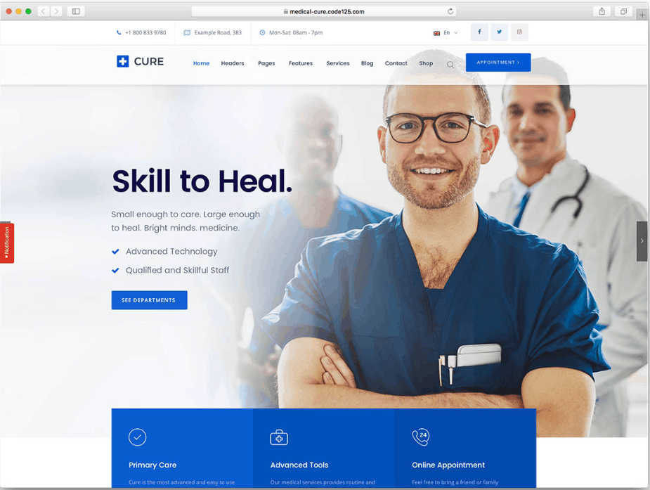 9 Must Haves for Your Medical Website
