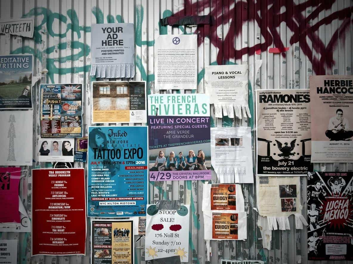 how to promote a venue